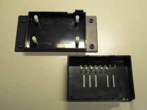 3chDMXコントローラーに部材取り付け