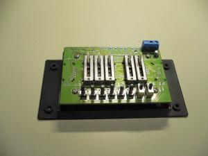 3chDMXコントローラーに基板組込