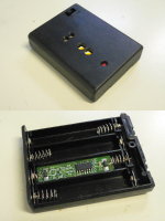 単四電池三本