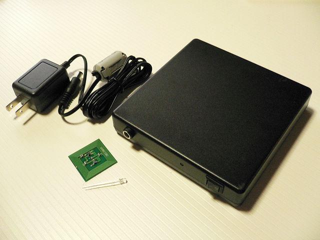 無線給電実験キット(アンテナ一体型)